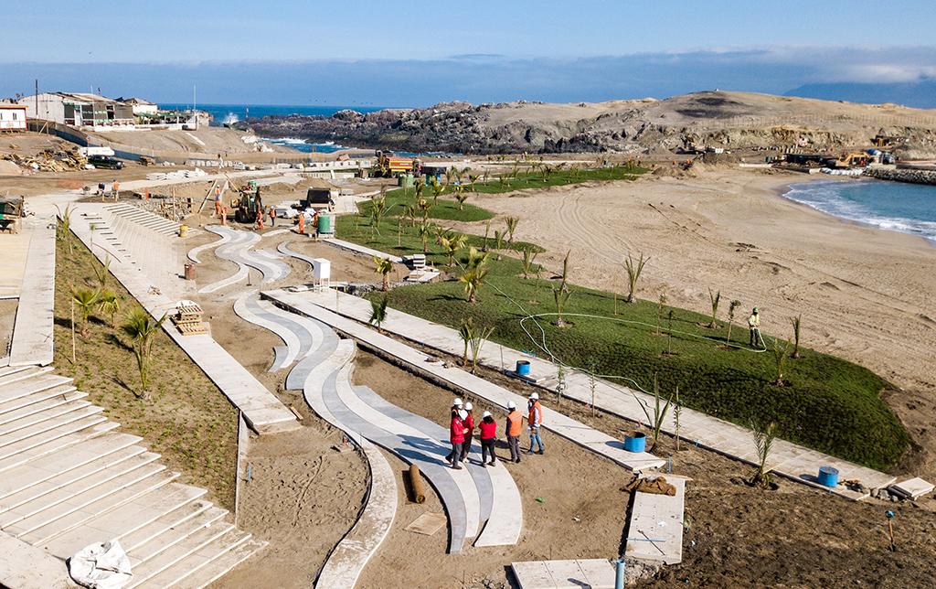 Playa La Chimba